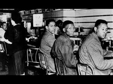 Greensboro Sit in Video Greensboro Lunch Counter Sit