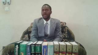 THE VOICE OF ISLAM PRESENTS MOUALIM ZAKARIA ADAMS EL ABCKARY ADRESS TO THE MUSLIM COMUNITY ACROSS TH