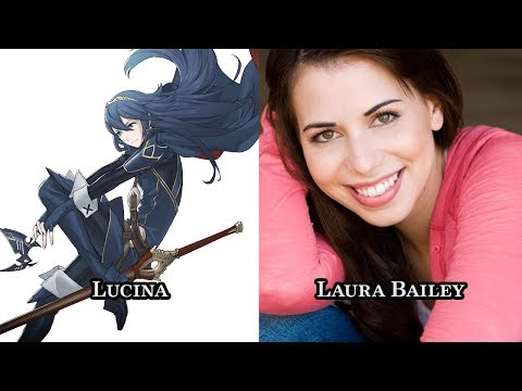 Characters and Voice Actors - Fire Emblem: Awakening (ENG)