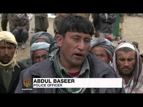 Afghan landslide victims continue to suffer