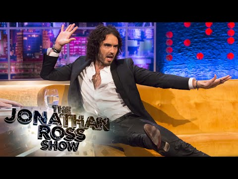 Russell Brand's Revolution - The Jonathan Ross Show