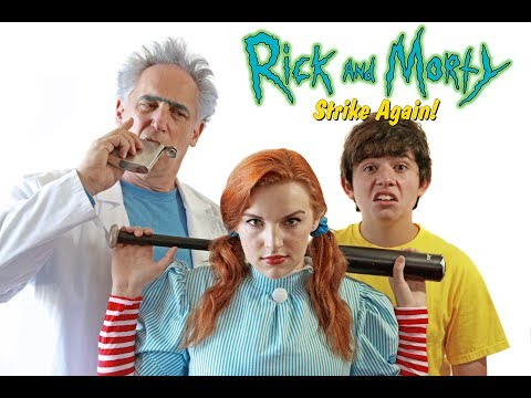 Download Lagu RICK AND MORTY STRIKE AGAIN! (The Fan Film!) MP3 Free