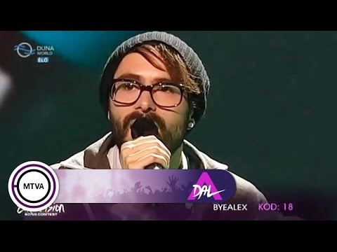 ByeAlex   Kedvesem - Eurovision 2013 - Hungary