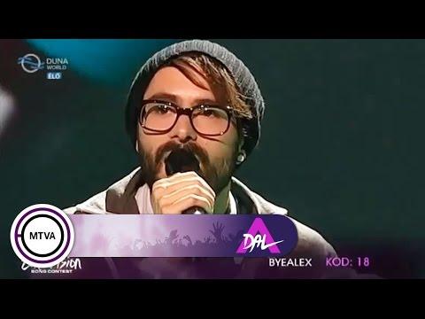 ByeAlex   Kedvesem - Eurovision 2013 - Hungary