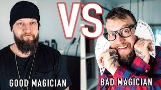 GOOD Magician VS BAD Magician