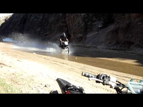 RIDING IN BOX CANYON, WICKENBURG, AZ
