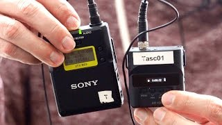 Tiny $200 lav mic for ANY camera: Tascam DR-10L Review
