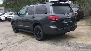 2019 Toyota Sequoia TRD Sport Live Video Columbia, Nashville, Cool Springs, Murfreesboro, Franklin
