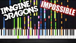 Download Lagu Imagine Dragons - Whatever It Takes - IMPOSSIBLE Piano by PlutaX Gratis STAFABAND