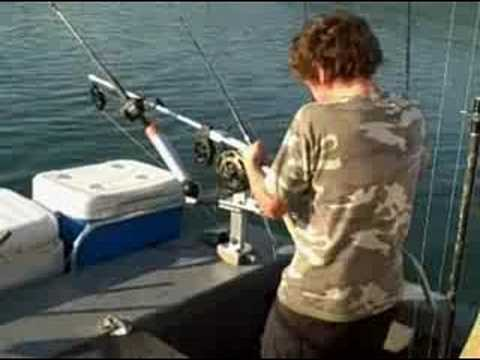 2008 Striper Fishing at Lake Cumberland