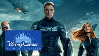 Captain America: The Winter Soldier - Disneycember 2015