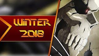 8 Rekomendasi Anime - WINTER 2018 [List]