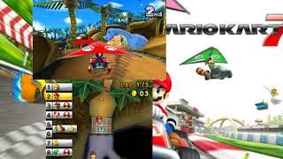 Mario Kart History - Mario Kart 7 - Lightning cup 100CC