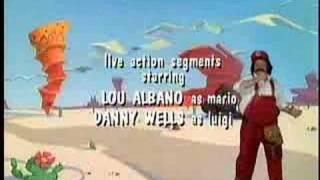 Super Mario Brothers Super Show Credits - Do the Mario!