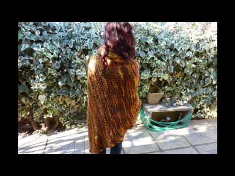 Ponchos, Sweaters,chalecos Diseños Exclusivos a Medida