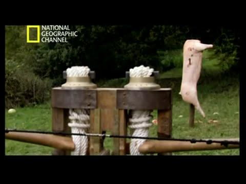 Documental Canal Historia Ciencia Al Desnudo Tecnología Romana