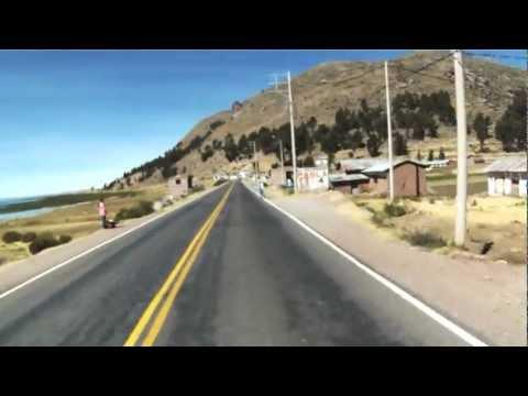 Puno, Peru to La Paz, Bolivia