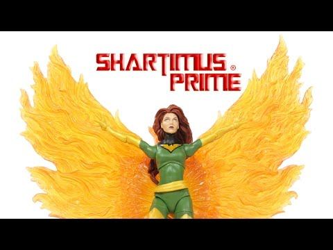 Marvel Legends Phoenix 2016 X-Men Juggernaut BAF Wave Toy Action Figure Review
