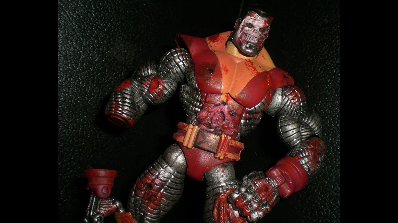 Marvel Legends Zombies Custom Marvel Legends Zombie