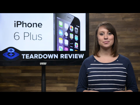 iPhone 6 Plus Teardown Review