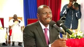 William Ruto Speaking Kikuyu