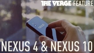Nexus 4, Nexus 10, Android 4.2: an exclusive first look from inside Google HQ