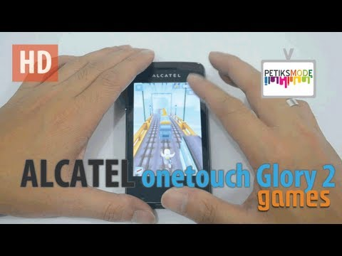 Alcatel Onetouch Glory 2 Games