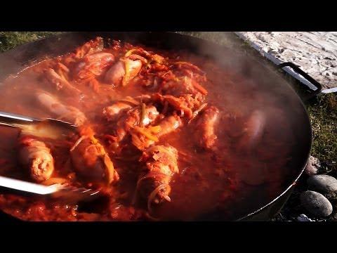 Chorizos a la Pomarola! Receta de Locos X el Asado