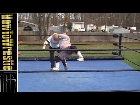 Rko - How To Do Randy Orton's Rko Finisher *2014 video