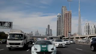 Supercar Police Patrol in Dubai - full documentary