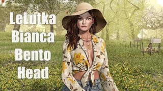 LeLutka Bianca Bento Mesh Head in Second Life