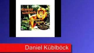 Watch Daniel Kublbock The Lion Sleeps Tonight video