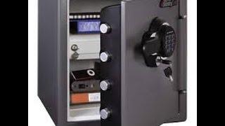 safe cracking how to open a sentry gun safe in under 1 minute viyoutube. Black Bedroom Furniture Sets. Home Design Ideas