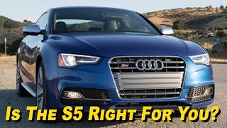 2015 Audi S5 / A5 DETAILED Review - In 4K!