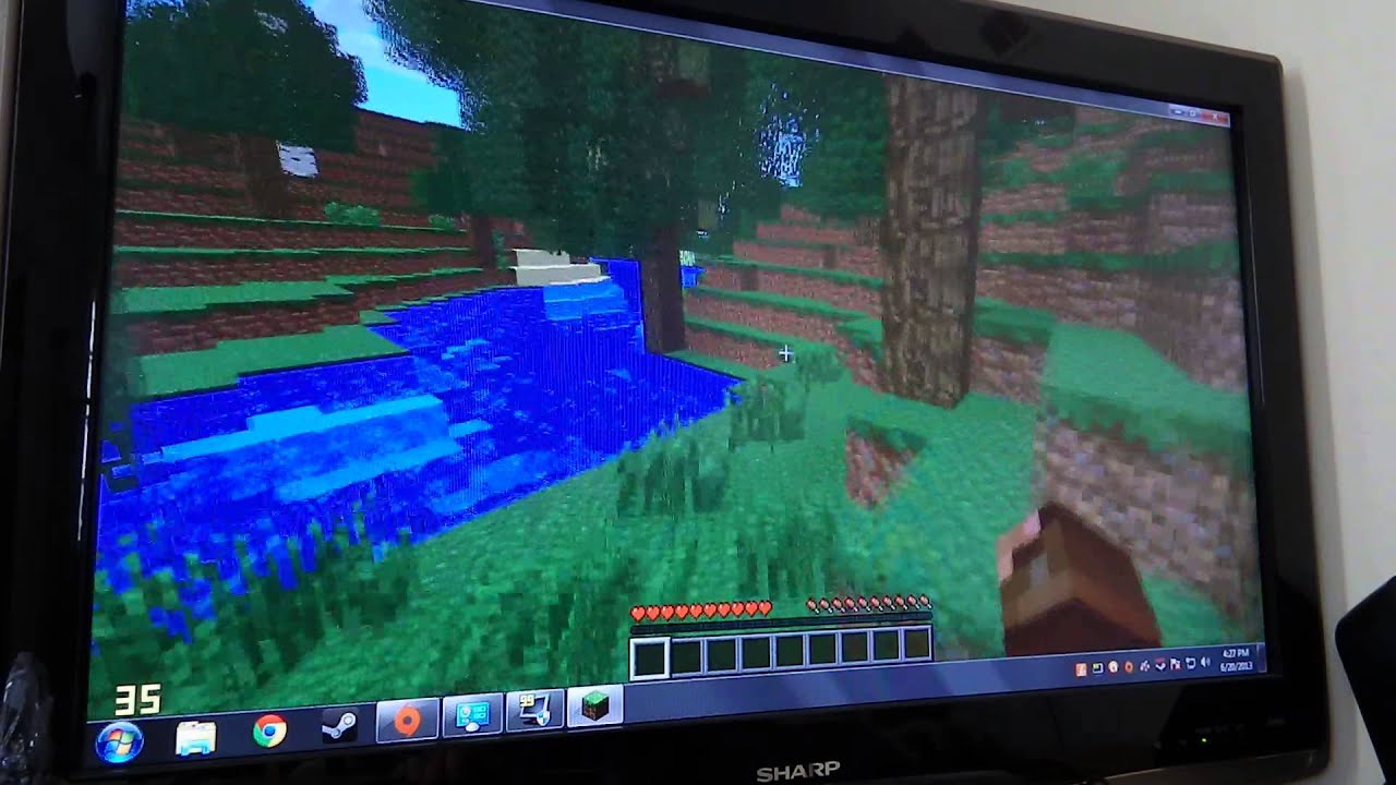 For Minecraft Pc Game Case : Minecraft on my gaming pc youtube