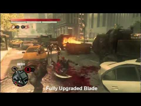Prototype 2 James Heller All Powers Fully Upgraded (Warning: Extremely Graphic) Music Videos