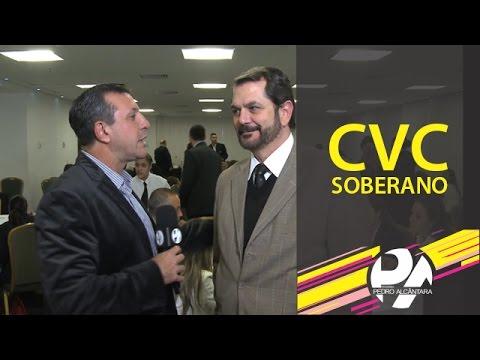 Lançamento fretamento navio Soberano - CVC