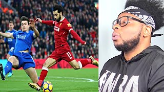 Download Lagu Mohamed Salah 2018 Goals, Dribbling Skills & Speed ● Liverpool/Egypt 🔥 REACTION!!! Gratis STAFABAND