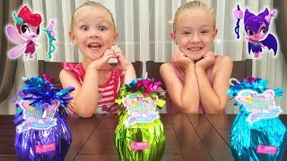 Opening New Lil Fairyland Cuties! Mystery Surprise! Pretend Play