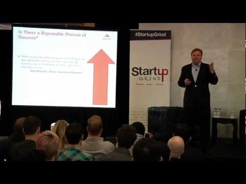 Paul Ahlstrom (Alta Ventures) at Startup Grind 2013