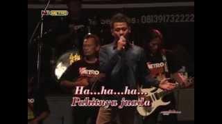 Om New METRO - HARUSKAH BERAKHIR -  ILHAM PUJANGGA [karaoke]