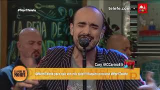 """Abel Pintos canta """"El adivino"""" - La Peña de Morfi"""