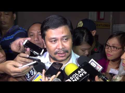 Jinggoy Estrada tells Aquino's critics: Let him finish his term