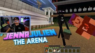 Julien fights in the Arena!