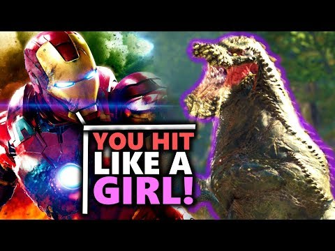 TEMPERED DEVILJHO HITS LIKE A GIRL! - Ironman Build - Monster Hunter World