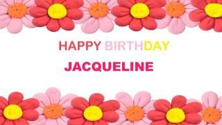 Jacqueline   Birthday Postcards & Postales
