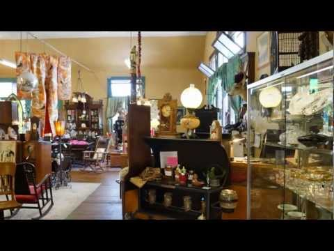 Rivertown Antique Market, 155 Elm Street, Kalama, WA 2012-07-16