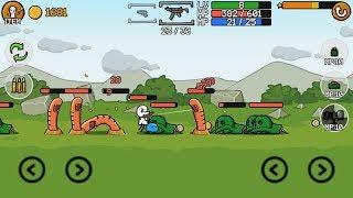 NGƯỜI QUE CHIẾN ĐẤU VỚI QUÁI VẬT XÂM LĂNG ??? | Stickman And Gun | Top Game Mobile Hay Android, Ios