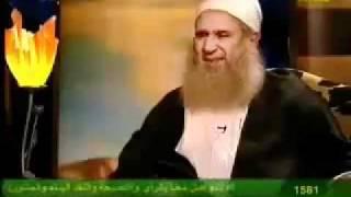 الشيخ محمد حسان يبكى