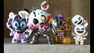 The Rest of Series 3 FNaF Mystery Minis Review